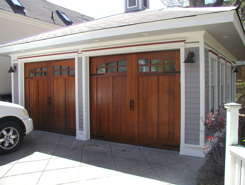 Beautiful Carriage House Style Garage Doors In Boulder Co Yelp