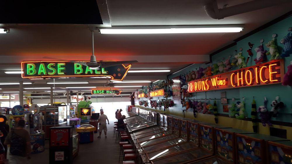 Fun Plaza Arcade Myrtle Beach Sc