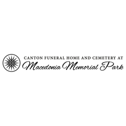 Photo Of Canton Funeral Home And Cemetery At Macedonia Memorial Park