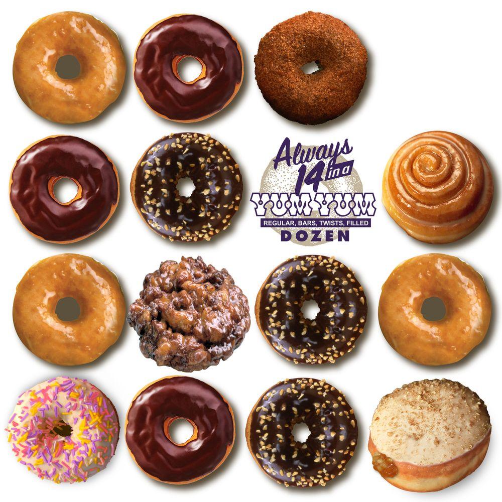 Yum Yum Donuts