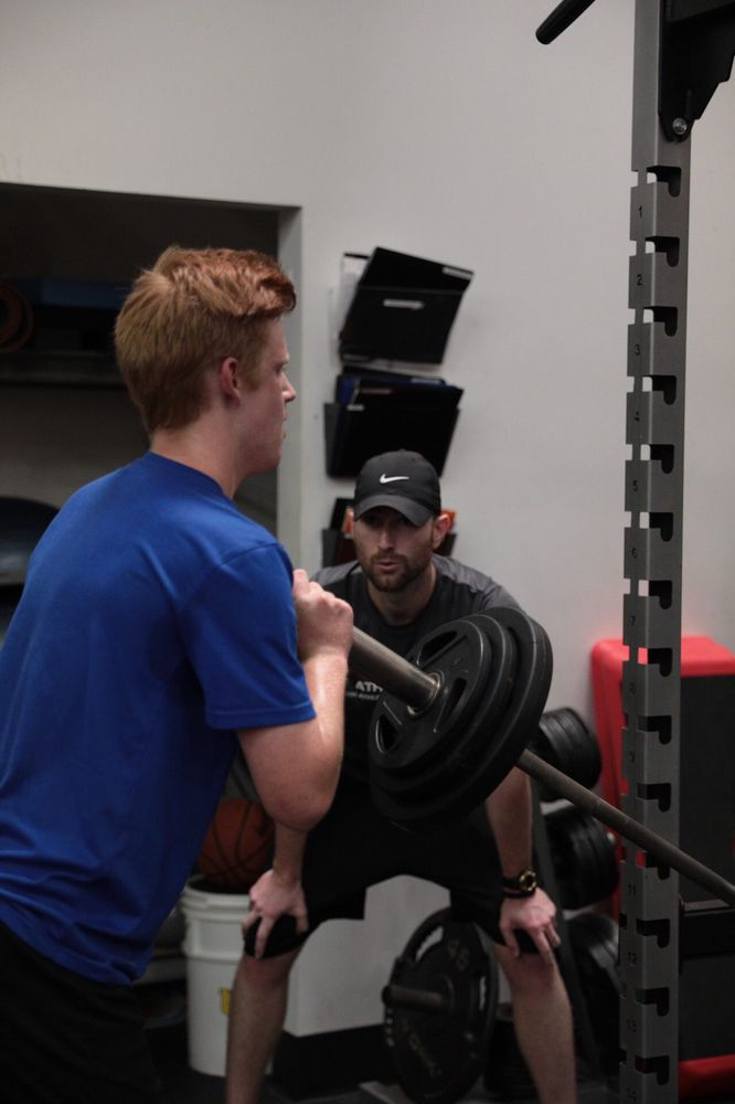 Allsport Training Center: 8704 Morrissette Dr, Springfield, VA