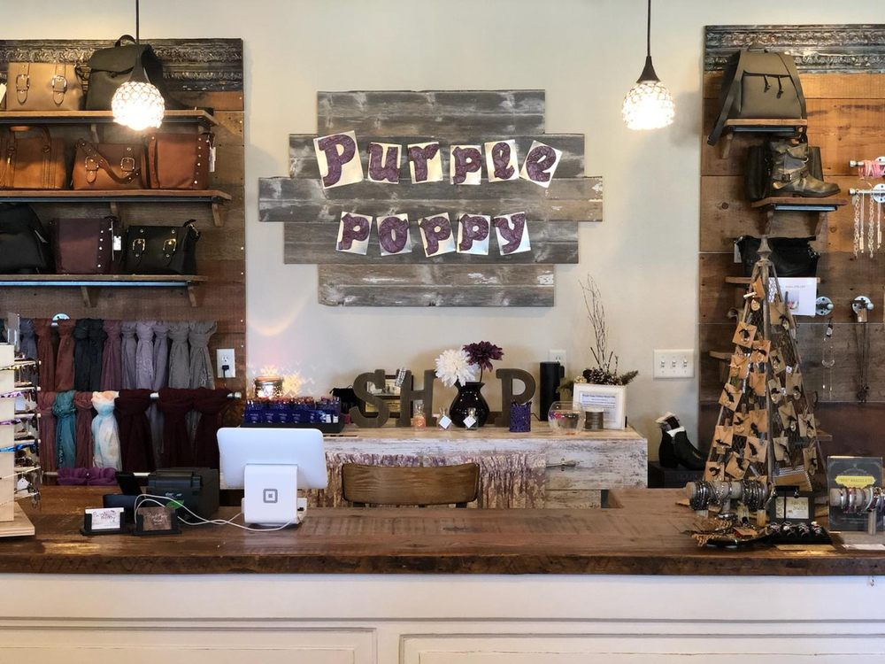 Purple Poppy Boutique: 5800 Merle Hay Rd, Johnston, IA