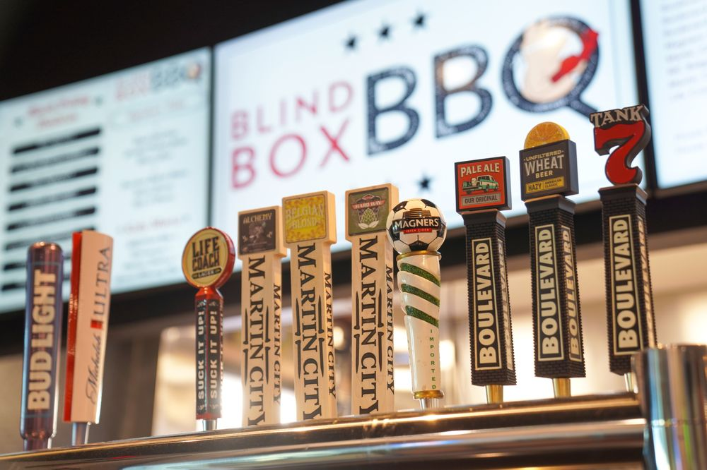 Blind Box BBQ: 1601 Village West Pkwy, Kansas City, KS