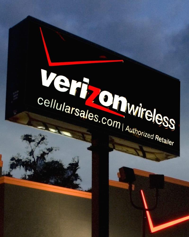 Verizon Authorized Retailer - Cellular Sales: 110 E Van Fleet Dr, Bartow, FL