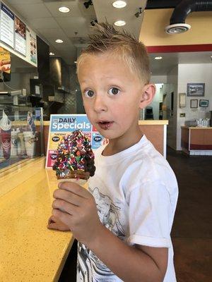 Tastee Freez 8950 Montecito Ave Atascadero, CA Ice Cream Parlors
