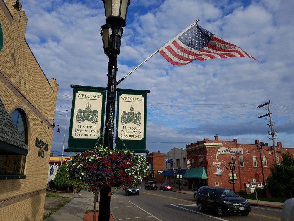 Cambridge Main Street: 927 Wheeling Ave, Cambridge, OH