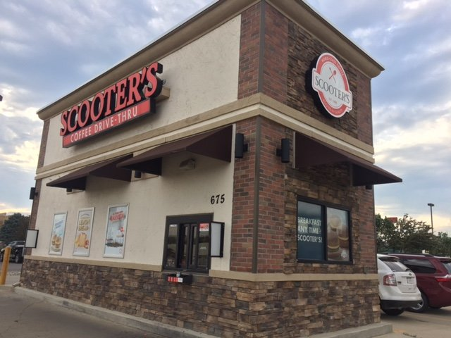 Social Spots from Scooter's Coffee