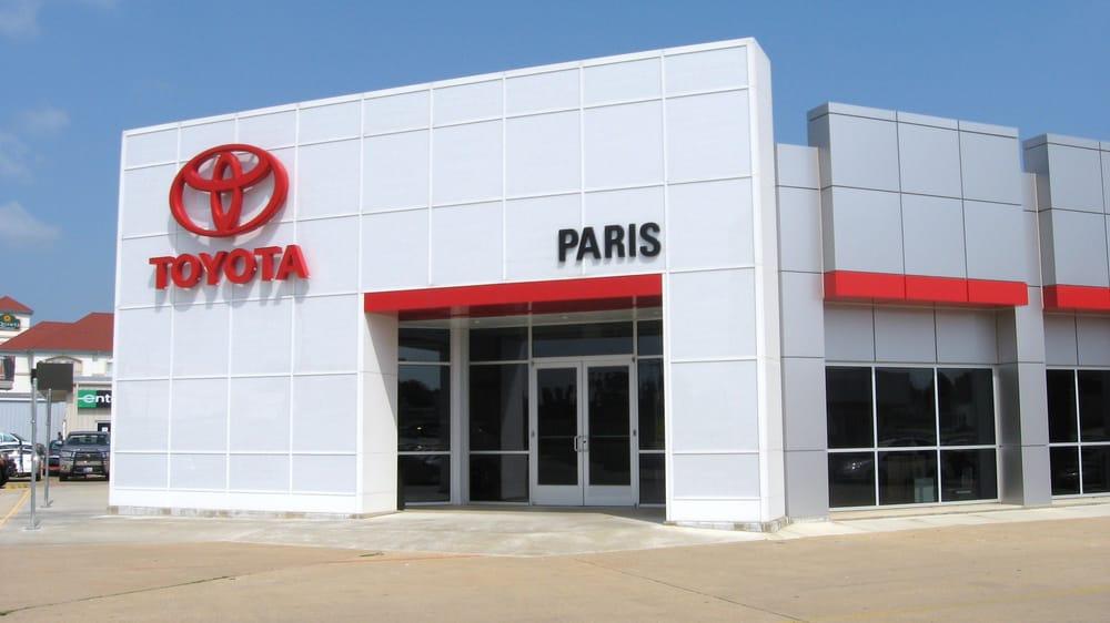 everett toyota paris car dealers 3235 ne loop 286 paris tx phone number yelp. Black Bedroom Furniture Sets. Home Design Ideas