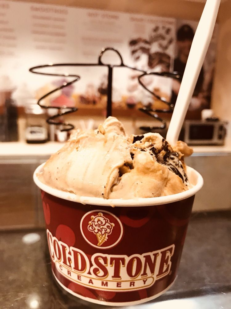 Cold Stone Creamery: 3959 2nd St S, St. Cloud, MN