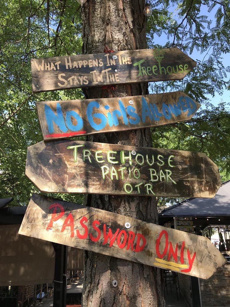 Stupendous Treehouse Patio Bar 37 Photos 59 Reviews Bars 1133 Download Free Architecture Designs Scobabritishbridgeorg