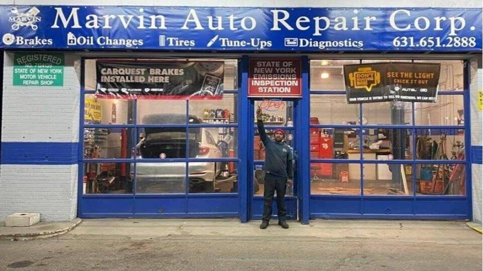 Marvin Auto Repair Corp.: 490 E Pulaski Rd, Greenlawn, NY