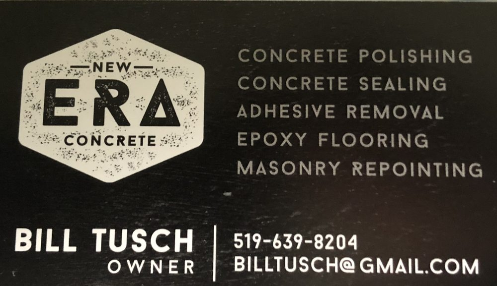 New Era Concrete - Request a Quote - Masonry/Concrete - 3829