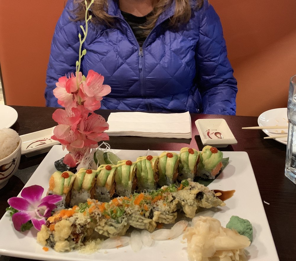 KOTO Japanese Sushi&Steak House: 3619 Clemmons Rd, Clemmons, NC