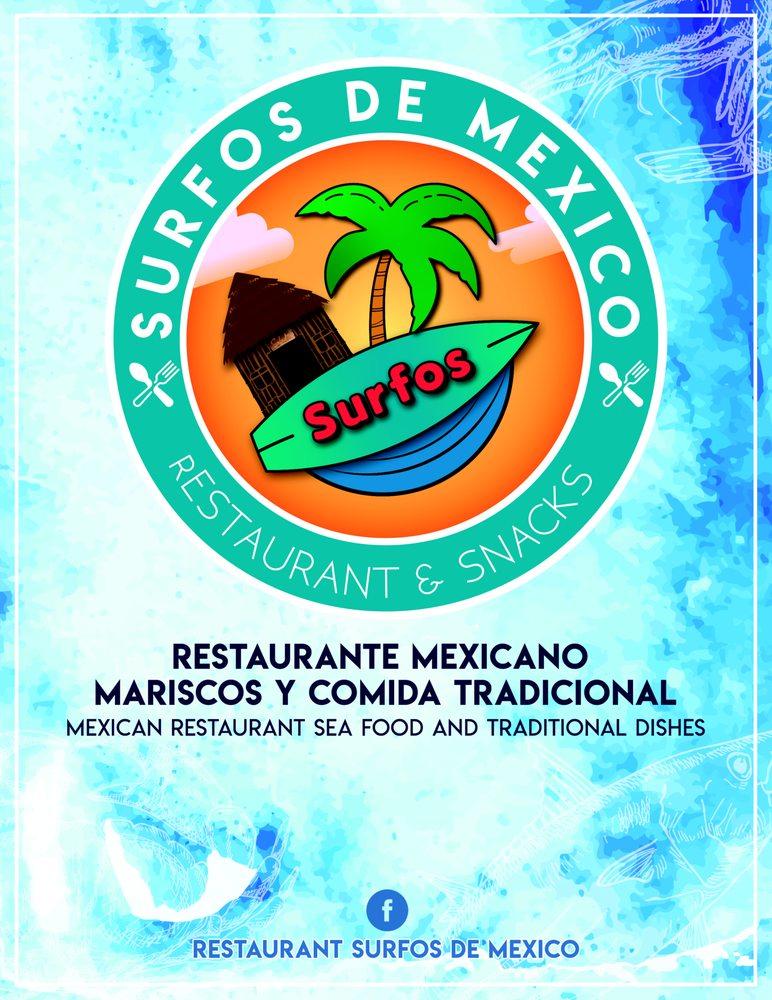 Restaurant Surfos De Mexico: 4040 Gage Ave, Bell, CA