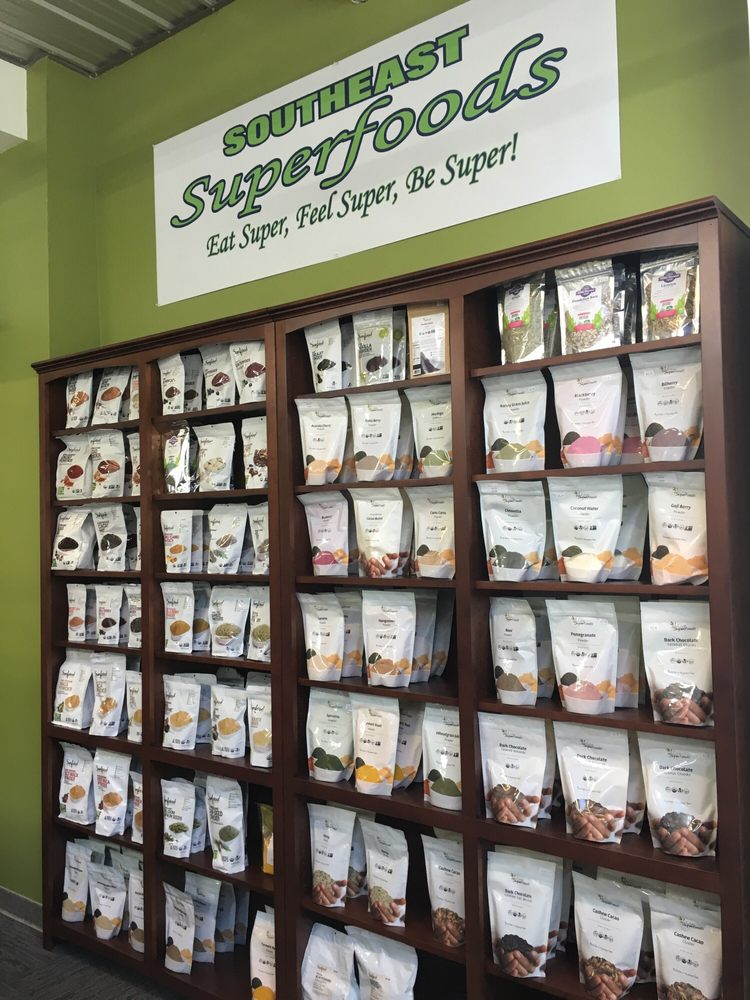 Southeast Superfoods