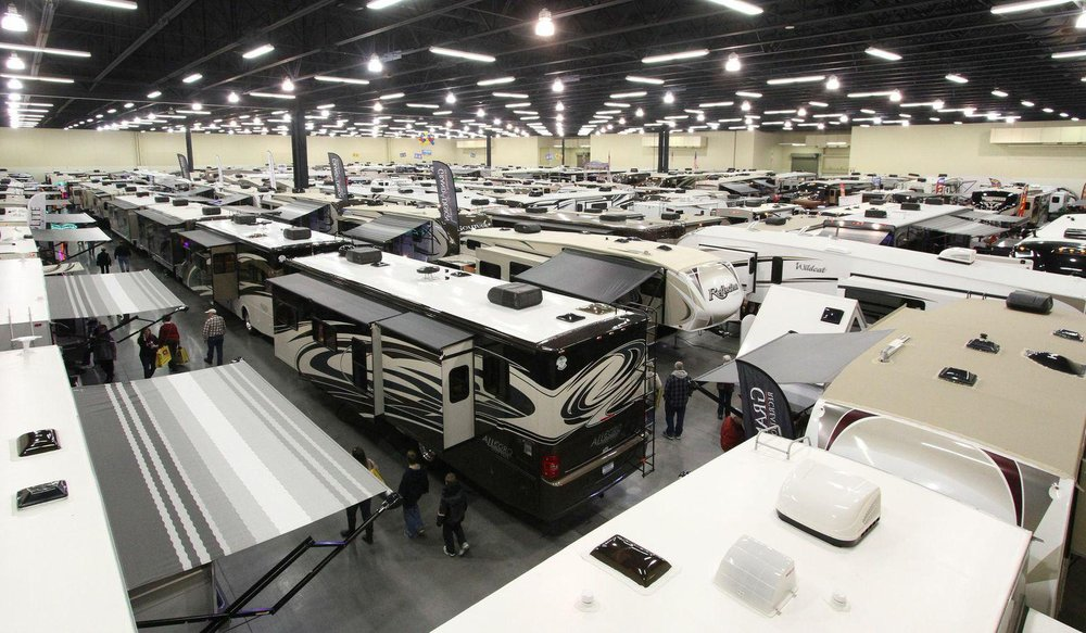 Click It Rv >> Greater Chicago Rv Show - 1551 Thoreau Dr N, Schaumburg, IL - 2019 All You Need to Know BEFORE ...