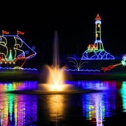 photo of mosca design raleigh nc united states custom holiday display for - Christmas Light Show Raleigh Nc