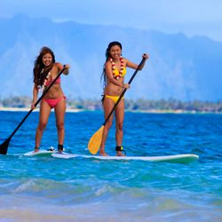 Photo Of Kailua Beach Adventures Hi United States Stand Up Paddling