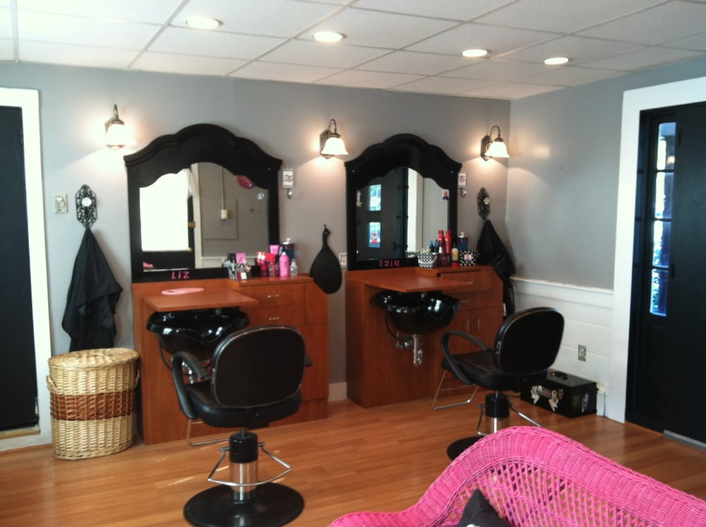 Photos for the edge hair nail salon yelp for Edge hair salon