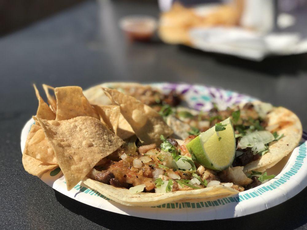 Tacos El Triunfo: 280 Bayshore, San Francisco, CA