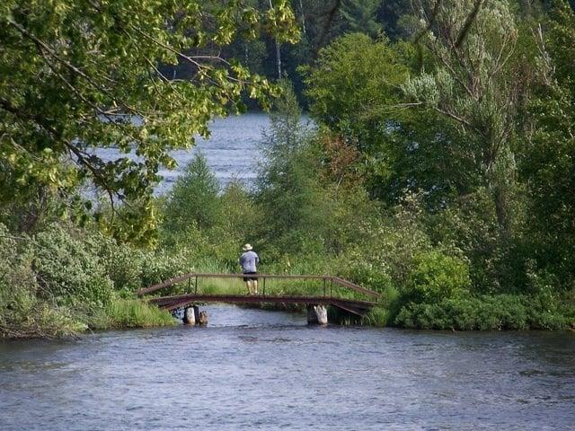 Bewabic State Park: 720 Idlewild Rd, Crystal Falls, MI