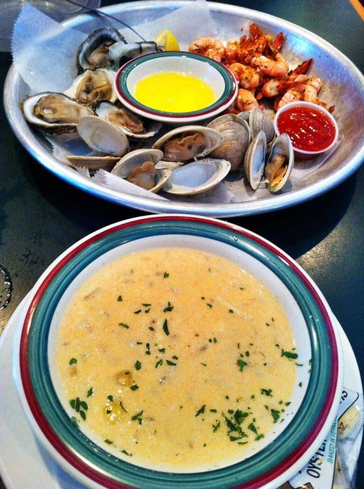 Oceanfront Seafood Restaurants Near Me
