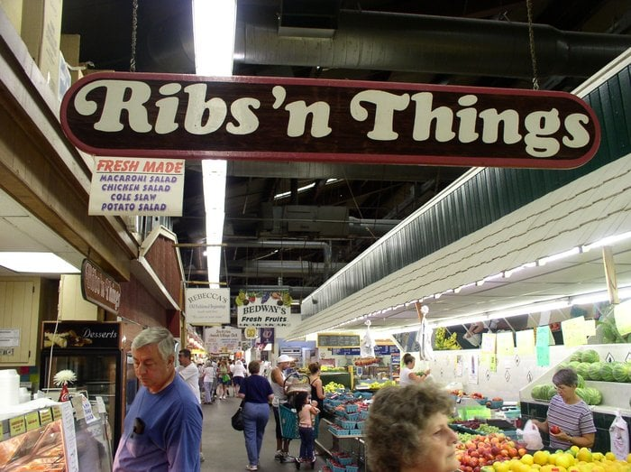Ribs 'n Things: 1825 W Chew St, Allentown, PA