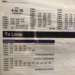 Purple Line - Chicago - 20 Reviews - Transportation - Van