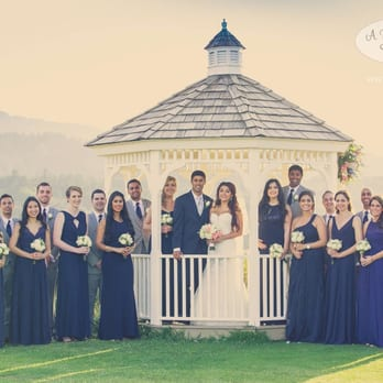 Crystal springs wedding venue