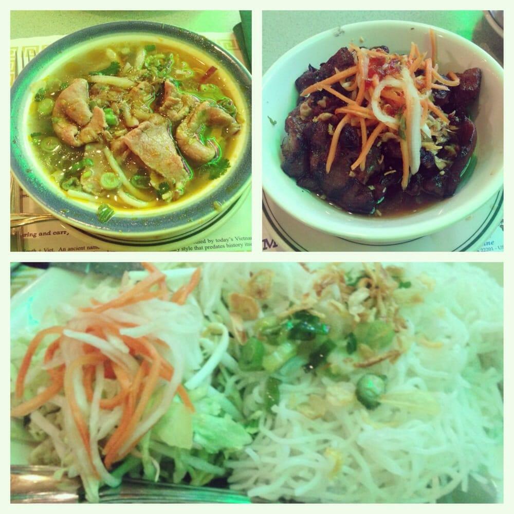 Bun Bo Hue And Hanoi Chicken!