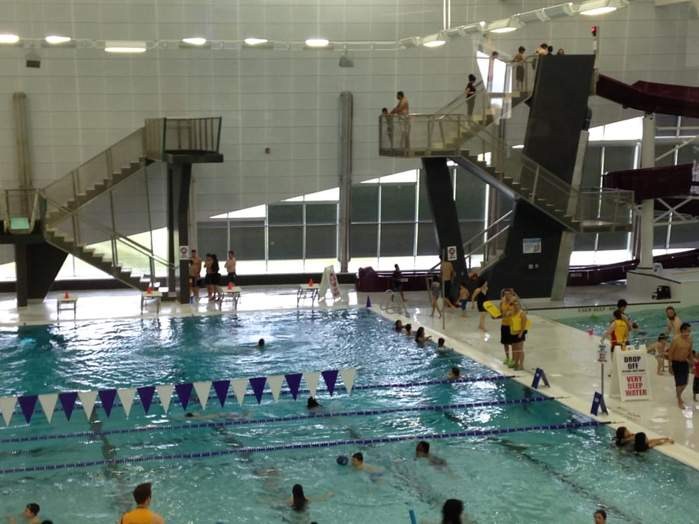 High Diving Board Diving Platform Lane Pool Deep Pool And Water Slide Yelp