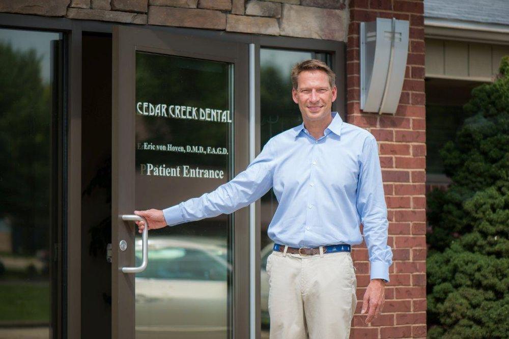Eric von Hoven, DMD - Cedar Creek Dental: 380 Suppiger Way, Highland, IL