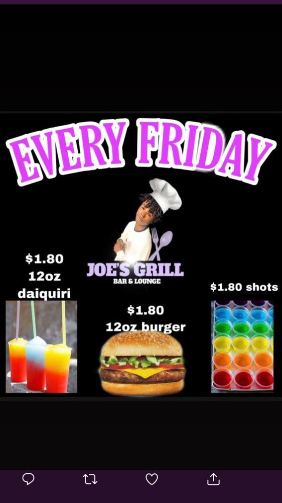 Joe's Grill: 209 W State St, Baton Rouge, LA