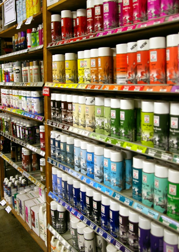 A Wide Selection Of Design Master Paints Just For Flowers Dyes