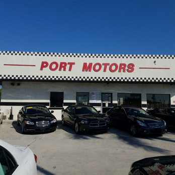 port motors 27 photos car dealers 267 n military trl