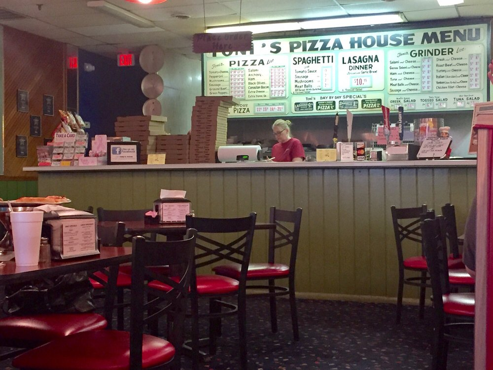 Toni S Pizza Virginia Beach