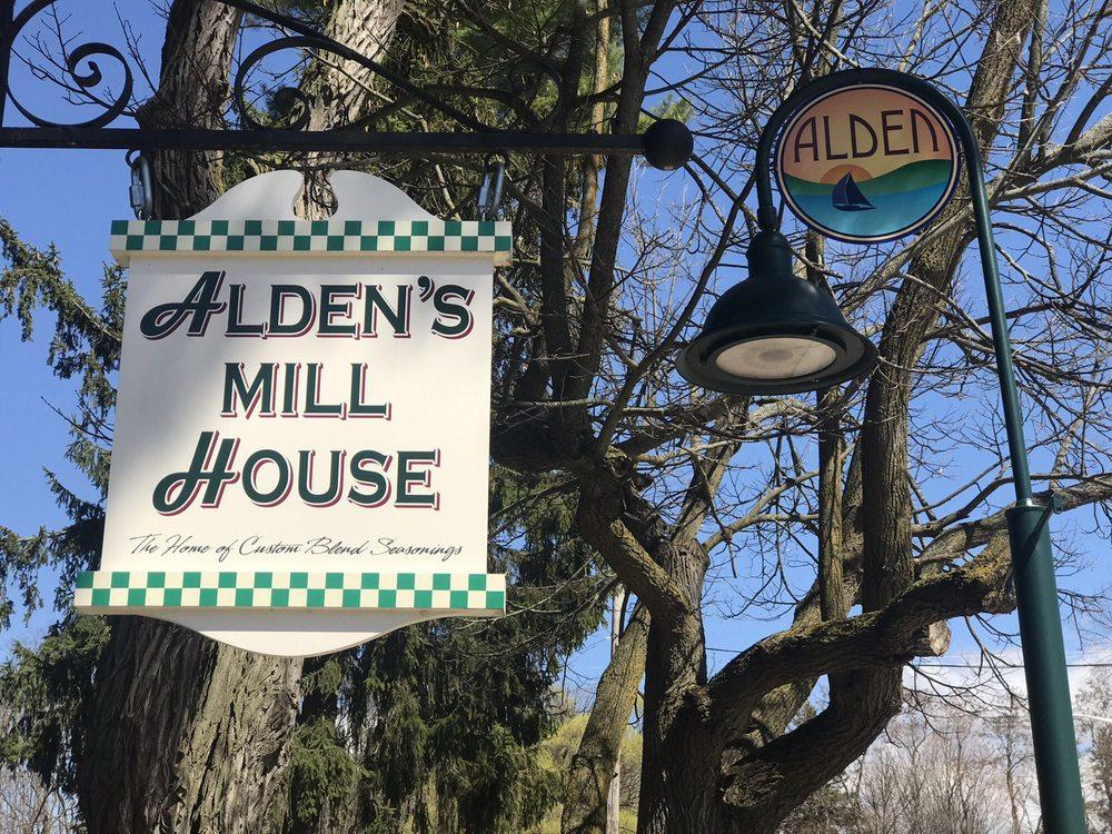 Alden's Mill House: 10480 SE Torch Lake Dr, Alden, MI