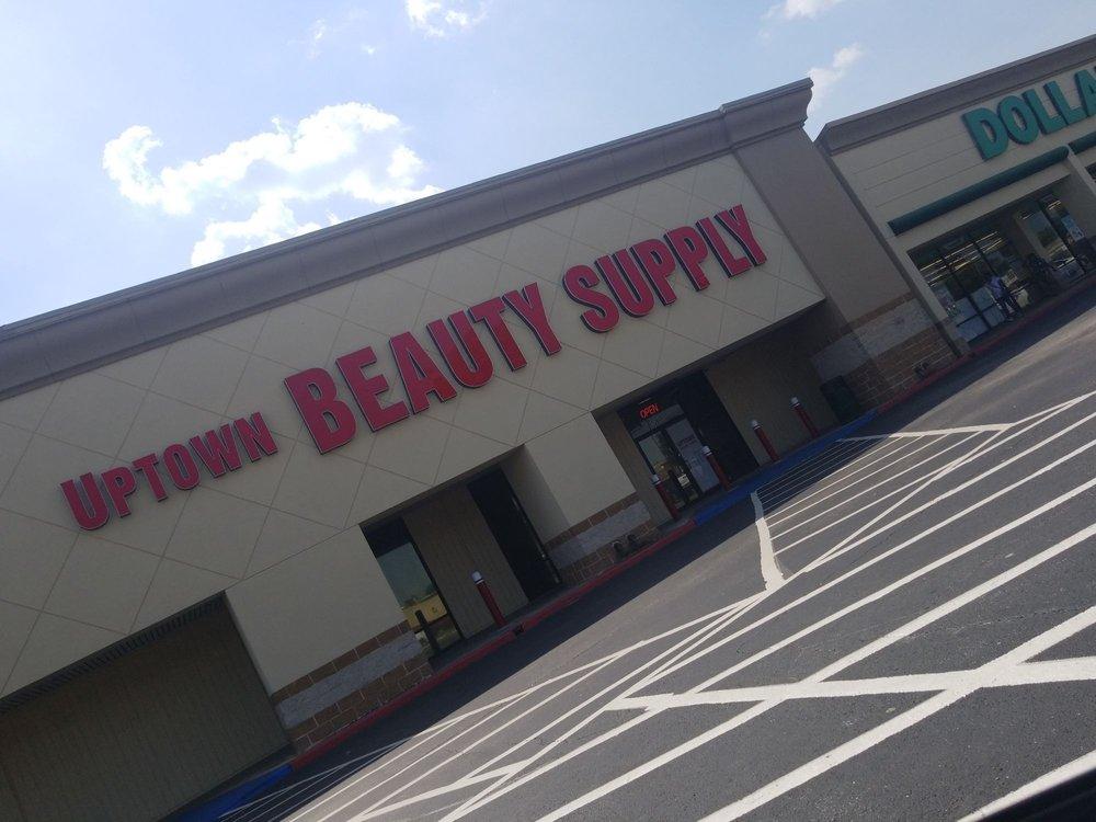 Uptown Beauty Supply: 10849 Jones Rd, Houston, TX