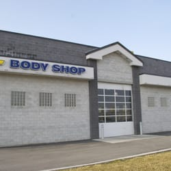 Photo Of Young Chevrolet   Layton, UT, United States. Young Automotive Body  Shop ...