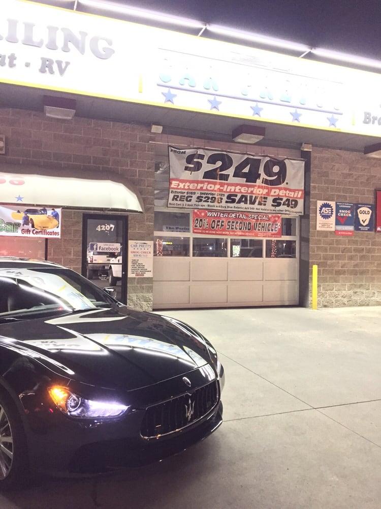 Car pretty 34 reviews auto detailing 4207 mchenry - Cheap interior detailing near me ...