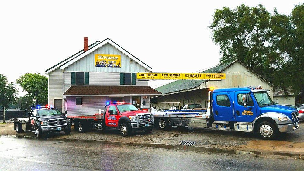 Superior Tow & Recovery: 5114 St Joseph Ave, St Joseph, MO