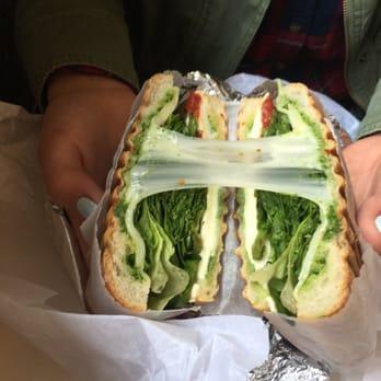 photo of frame gourmet eatery new york ny united states tomato basil