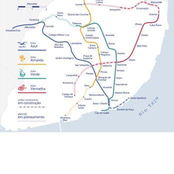 Metro Map Lisbon Portugal.Metro Aeroporto 23 Photos Metro Stations Alameda Das