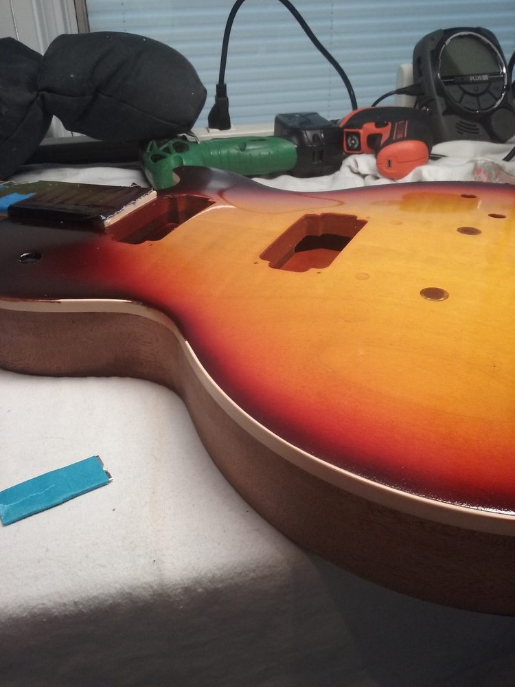 Andy's Guitar Repair
