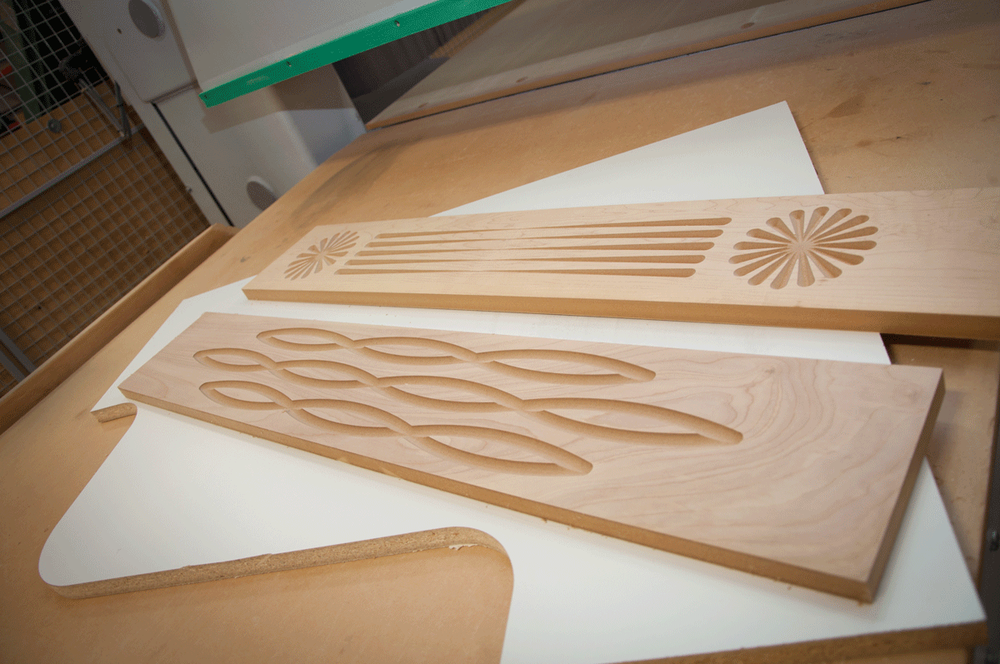Cnc router designs yelp for Timberwood custom kitchens