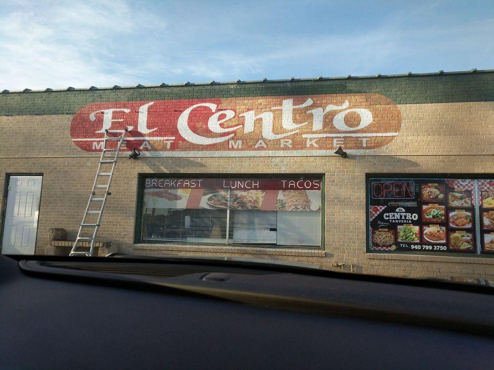 El Centro Meat Market: 219 Main St, Lake Dallas, TX