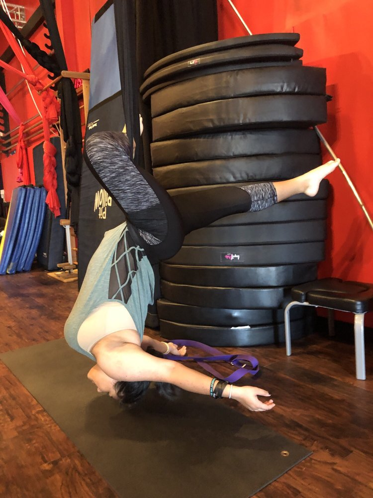 Kelly's Aerial Arts & Fitness: 2756 North Roosevelt Blvd, Key West, FL