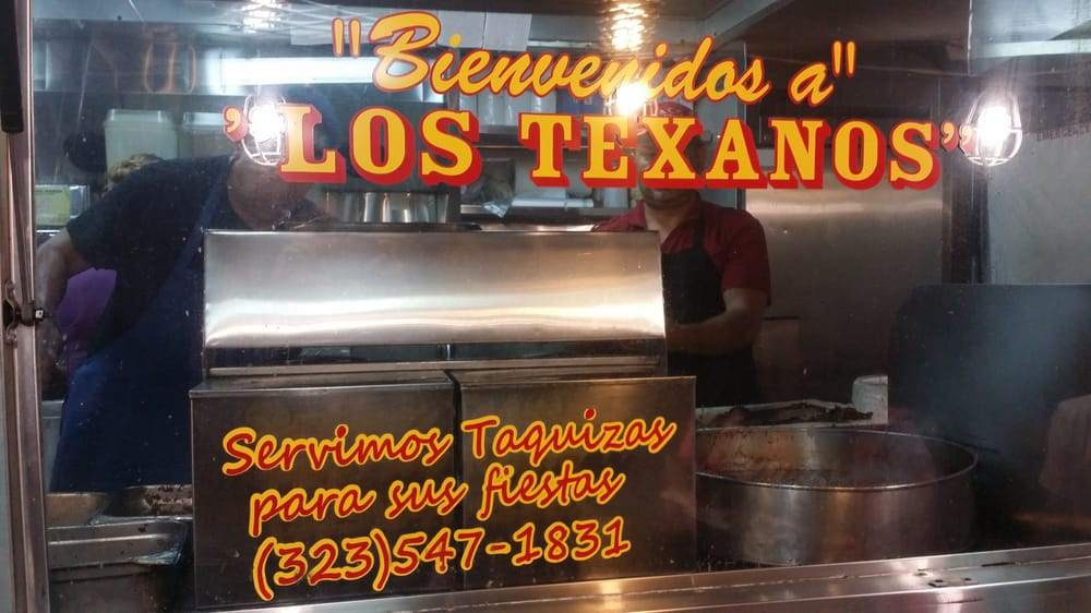 Photo of Tacos Texanos: East Los Angeles, CA