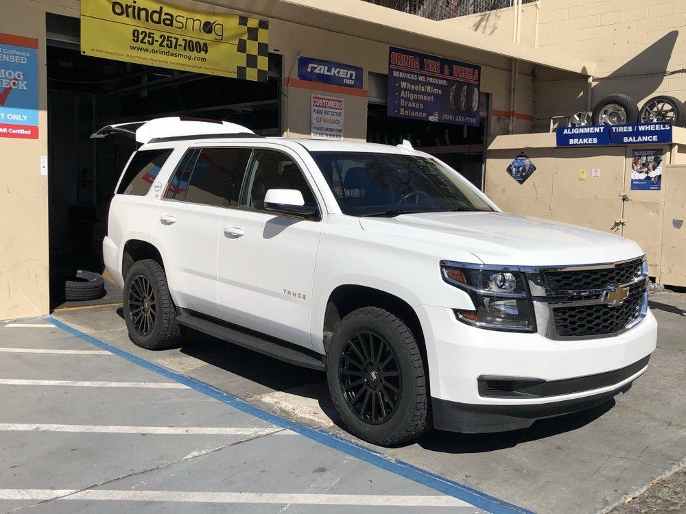 o - Shop Tires Oakland California