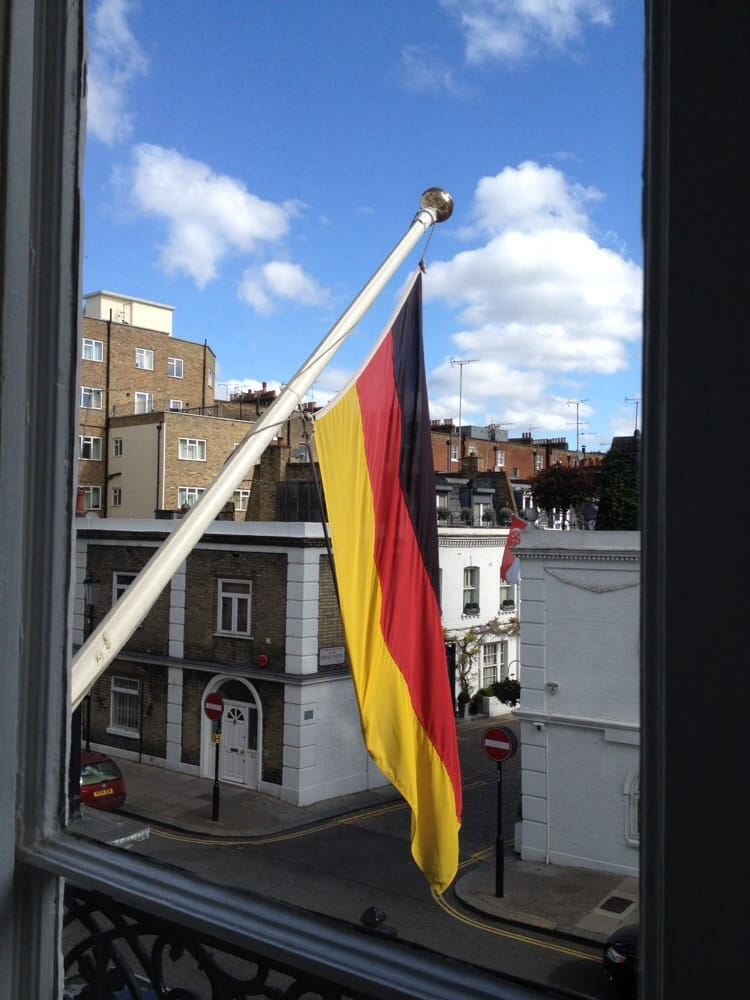 K And K Hotel George London Reviews